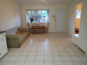 Ground level 2-bedroom bright unit in Burnaby (Highgate)