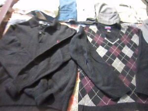 dress pants 32 1/2 waist X 28 inseam (they were altered) London Ontario image 5