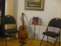 Classical Guitar Lessons with Jeremy Goguen