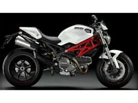 Ducati monster 796 - provisionally sold