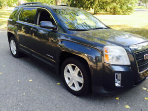 2011 GMC Terrain Leather Back up Cam SLT AWD SUV, Crossover