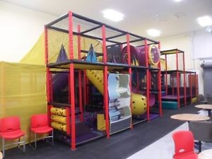 Indoor Playground equipment Structure