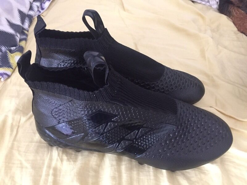 Adidas Pure Control Black