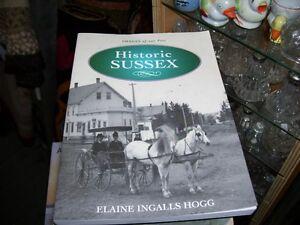 book Historic Sussex