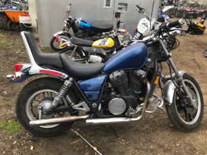 1983 HONDA SHADOW 750 FOR PARTS