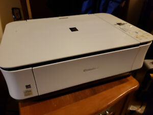 canon printer and scanner MP250