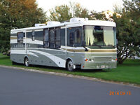 2002 FLEETWOOD RV EXCURSION DIESEL PUSHER - 39 FT