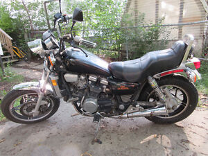 MUST SELL : HEAVEY HITTING MIDDLEWEIGHT MOTORCYCLE