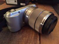 Sony NEX-C3 16.2MP Compact System Digital Camera - Like NEW