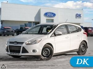 2013 Ford Focus SE  201A Hatch w/Winter Package!