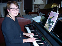 Piano Lessons for Adults & Seniors