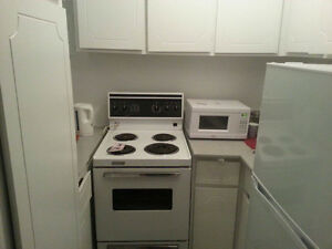 All-inclusive $720/mo Bachelor Apartment near McGill campus