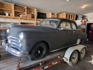 1950 Dodge coronet club coupe PROJECT