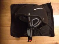 Alpina Grap ladies ski helmet