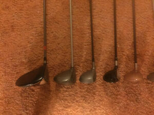 Golf Clubs.   Drivers, Woods, Hybrids, Wedges, Putters