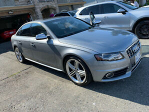 2011 Audi S4 Premium AWD ** Fully loaded All options **Like new
