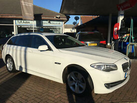 2012 BMW 520D SE Touring, Sat Nav, Heated Leather, 56,000mls