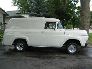 1958 Ford Panel Truck