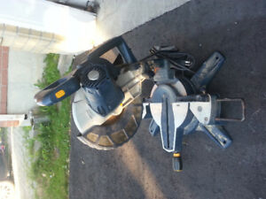 Used Chop Saw - Comes with blade