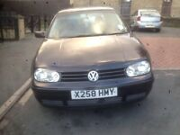Volkswagen Golf Mk4 GTI For sale!!