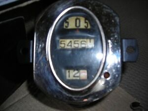 '28,29 Ford rotary Speedometer