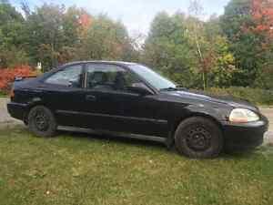 1997 Honda Civic Coupé (2 portes)