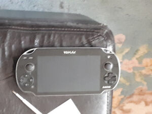 Sony PS Vita just bought in Box