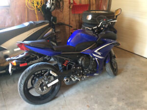 Looking for FZ6R Aftermarket Exhaust