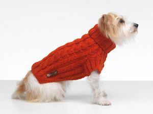 Dog sweaters and coats - brand new!
