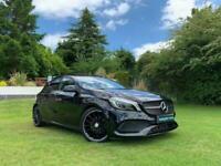 2017 Mercedes-Benz A-CLASS 2.1 A 200 D AMG LINE PREMIUM PLUS 5d 134 BHP Hatchbac