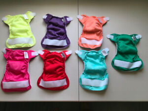Bumgenius Cloth Diapers - NEW - Couches Lavables