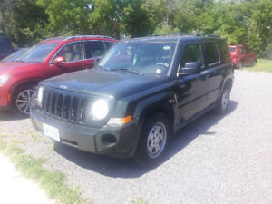 2010 Jeep Patriot North Edition - CERTIFIED