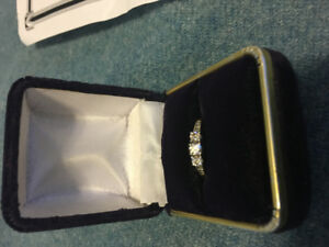9 stone engagement ring for sale