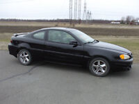 2000 Pontiac Grand Am cuir Coupé (2 portes)