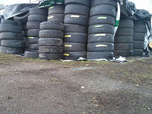 Used Tires  Various Sizes also Trailer Tires