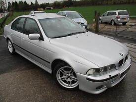 2001 BMW 530 I SPORT AUTO M SPORT SUSPENSION,STEERING WHEEL,BODYSTYLING 4 DOOR S