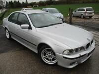 2001 BMW 530 I SPORT AUTO M SPORT SUSPENSION,STEERING WHEEL,BODYSTYLING 4 DOOR S