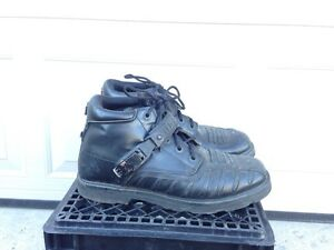 Icon boots motorcycle boots Harley boots