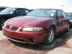 2003 Pontiac Grand Prix GTP SUPERCHARGED Sedan...LOW KM.
