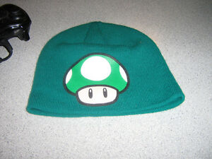 TUQUE 1UP DE MARIO BROS