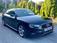 2012 Audi A5 3.0 TDI 204 S Line 5dr Multitronic [5 Seat] HATCHBACK Diesel Automa