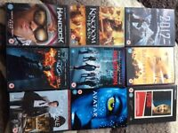 28 DVDs