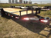 2016 Lamar Tailer Inc (TD) 10-16K Equipament Tilt Deck TD8120