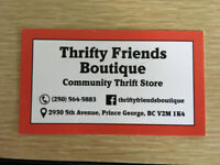 Thrifty Friends Society