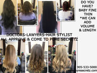 HAIR Extensions*APPROVED BY Doctors,Nurses,Teachers,Principals