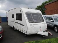 2007 Swift 230 Carisma 2 Berth Caravan for sale in AYRSHIRE