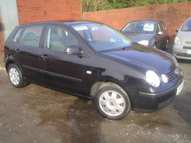 2004 volkswagen polo 1 4 twist in swansea gumtree. Black Bedroom Furniture Sets. Home Design Ideas