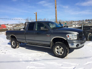 2007 Dodge Power Ram 2500 SLT Pickup Truck