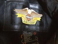 XXL leather Harley davidson for 250$