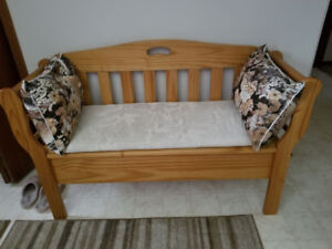 Seated bench for sale